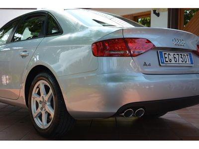 usata Audi A4 2.0 TDI 143CV F.AP. Advanced