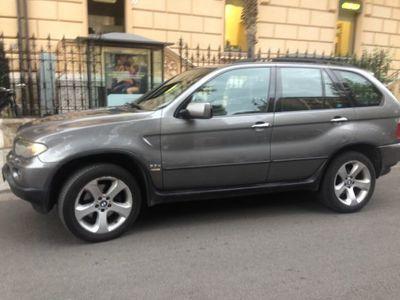 usado BMW X5 SPORT ATTIVA DEL 2004 BUONO STATO 220.000km molti accessori