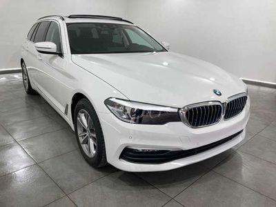 usata BMW 520 d 190Cv SW Luxury Tetto-Pelle-Led-Pronta Consegna