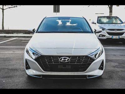 usata Hyundai i20 nuova 1.2 mpi 84cv mt connectline+ex