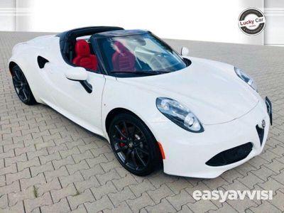 usado Alfa Romeo 4C 1750 tbi spider *sospensioni sportive* benzina