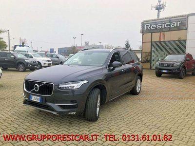brugt Volvo XC90 D5 AWD Geartronic Momentum KM CERTIFI