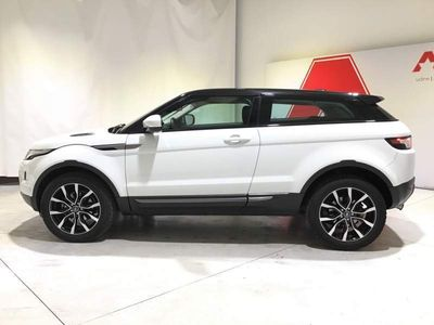 brugt Land Rover Range Rover evoque Range Rover Evoque 2.2 eD4 Coupé Black &