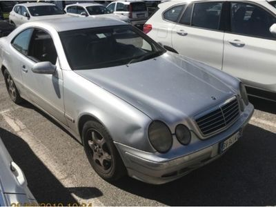 brugt Mercedes CLK200 Kompressor cat Elegance Evo