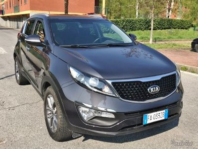 second-hand Kia Sportage 1.7 CRDI VGT 2WD high tech