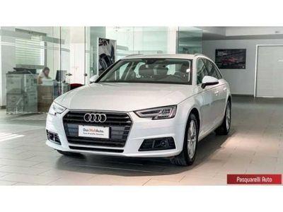 usata Audi A4 1ª serie V 2016 Avant Avant 35 2.0 tdi Business 150cv s-tronic my16