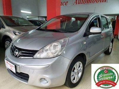 usata Nissan Note 1.4 GPL (SCADENZA 2030) Acenta Full Optional 2010