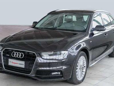 usata Audi A4 avant 2.0 tdi Advan. quattro 177cv s-tr.