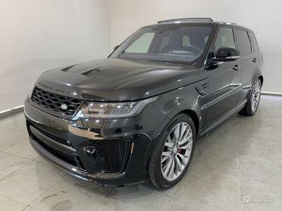 usata Land Rover Range Rover Sport 5.0 V8 SVR 575cv