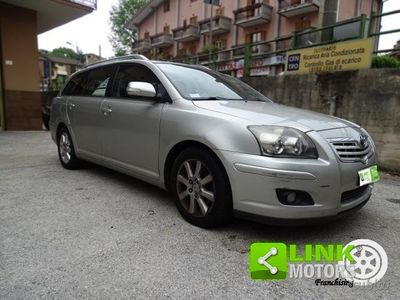 used Toyota Avensis 2.2 D-4d 16V Station Wagon