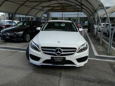 usata Mercedes C200 d Automatic Premium
