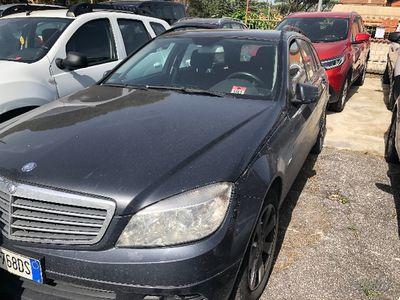 used Mercedes C220 CDI SW ELEGAN BLU EFFI NUOV