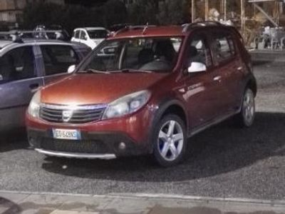 usata Dacia Sandero modello stepway