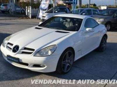 usata Mercedes SLK200 Kompressor cat
