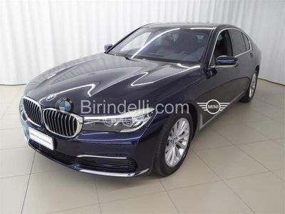 usata BMW 730 d Luxury rif. 12832253