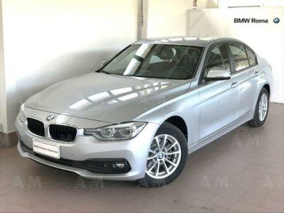 usata BMW 316 Serie 3 d del 2019 usata a Roma