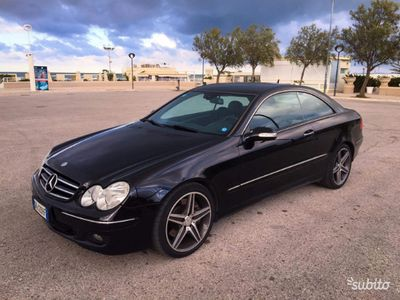 usata Mercedes CLK320 cdi