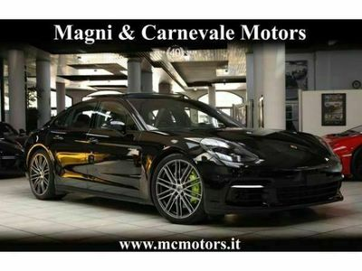 usata Porsche Panamera 4 E-HYBRID|ASSE POST STERZ|TETTO|LED MATRIX|ACC