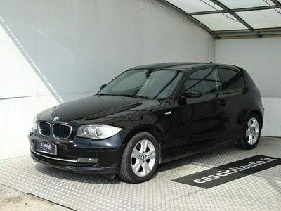 usata BMW 118 d cat 3 porte Futura DPF