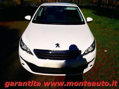 usata Peugeot 308 1.6 HDi 92 CV Business