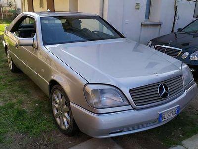 usata Mercedes S420 cat Coupé