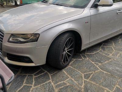 used Audi A4 Avant 2.0 TDI 143 CV F.AP. multitroni