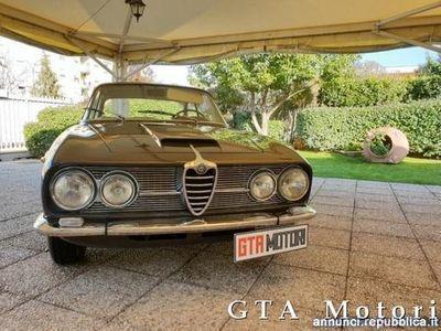 brugt Alfa Romeo 2600 sprintbertone unico proprietario benzina