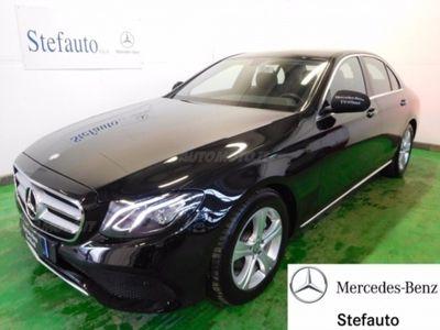 gebraucht Mercedes E220 ClasseAuto Business Sport del 2016 usata a Bologna