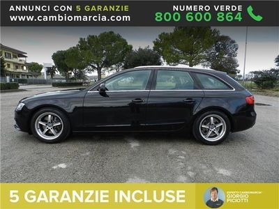 usata Audi A4 Avant 2.0 TDI 150 CV Advanced
