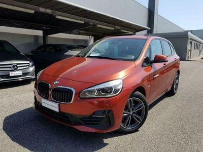 usata BMW 216 Serie 2 Active Tourer d Sport del 2018 usata a Tavagnacco