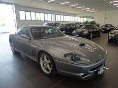 usata Ferrari 550 Maranello MOTORE NUOVO + SET VALIGIE Benzina