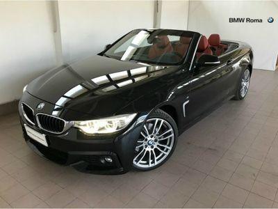usata BMW 425 d Cabrio Msport