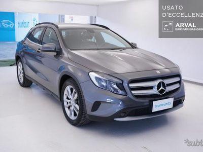 käytetty Mercedes 170 GLA Executive 4matic auto