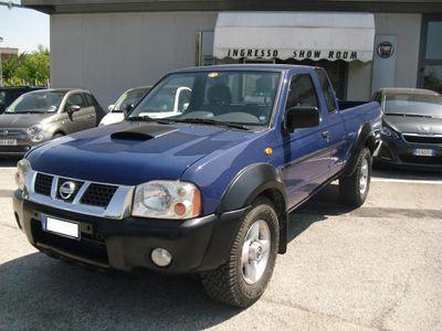 used Nissan King Pick Up 2.5 TD 2 porteCab GANCIO TRAINO,OTTIME COND.