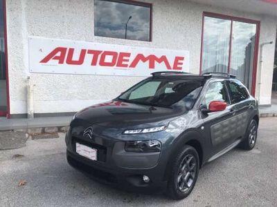 usata Citroën C4 Cactus PureTech 82cv Shine