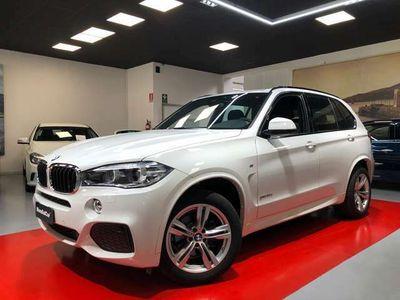 usata BMW X5 xDrive30d MSPORT 249CV 2017 * 4X4