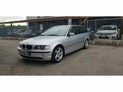 usata BMW 320 Serie 3 (E46) d turbodiesel cat Touring Eletta