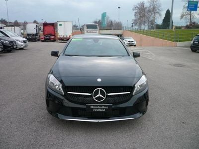 usata Mercedes A160 D AUTOMATIC BUSINESS 176 F.L.