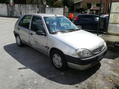 usata Citroën Saxo aria condizionata 1.1 benzina 60cv