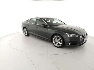"""usata Audi A5 SPB 2.0 TDI 190 CV """"TFT"""" Business Sport"""