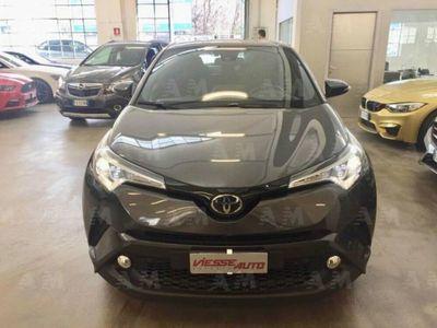 brugt Toyota C-HR 1.8 Hybrid E-CVT Team usato