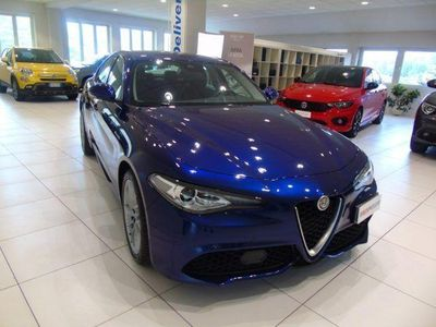 brugt Alfa Romeo Giulia Giulia 2.2 Turbodiesel 210 CV AT8 AWD Q4 Veloce2.2 Turbodiesel 210 CV AT8 AWD Q4 Veloce