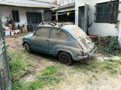 usata Fiat 600 - Anni 60 epoca