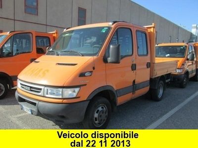 usata Iveco Daily DAILY 35 C 12 d 2.3CASSONE prz 6950 +iva