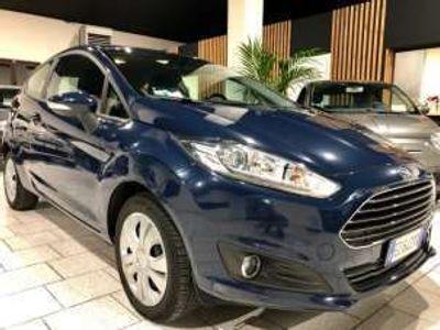 usata Ford Fiesta Fiesta 6ª serie1.4 3p. Bz.- GPL Titanium