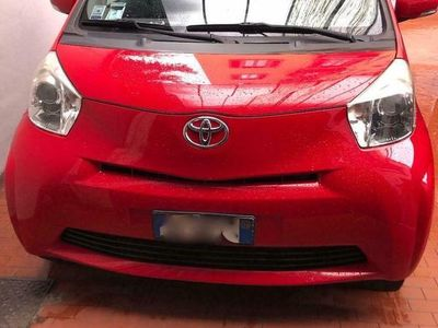 used Toyota iQ iq1.0 cvt
