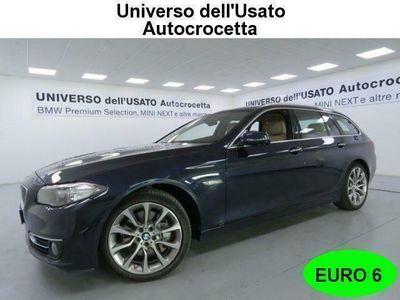 usata BMW 530 d xDrive 249CV Touring Luxury Auto EURO 6