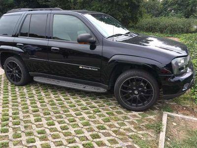 usata Chevrolet TrailBlazer 4.2 L6 LTZ GPL