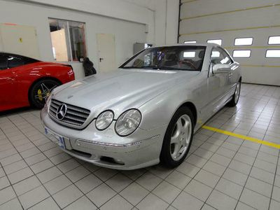 usata Mercedes CL500 cat