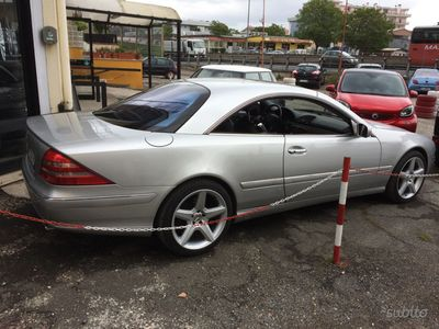 usado Mercedes CL500 anno 2000